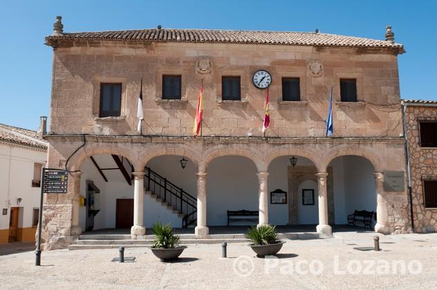 Alarcón: Ayuntamiento