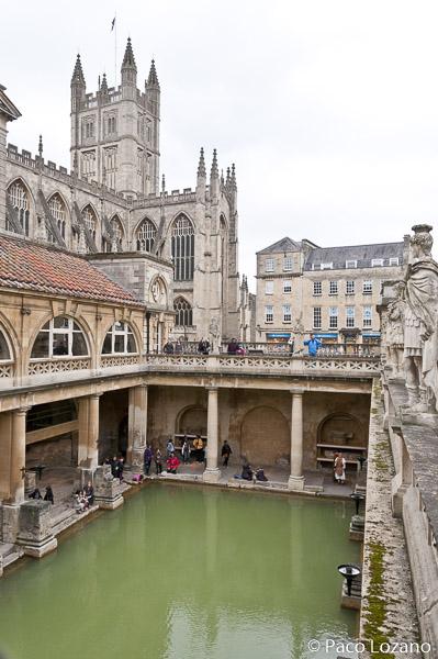 Circuito por Inglaterra: Bath