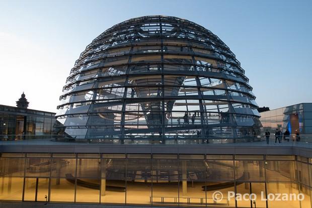 Berlín: cúpula del Reichtag