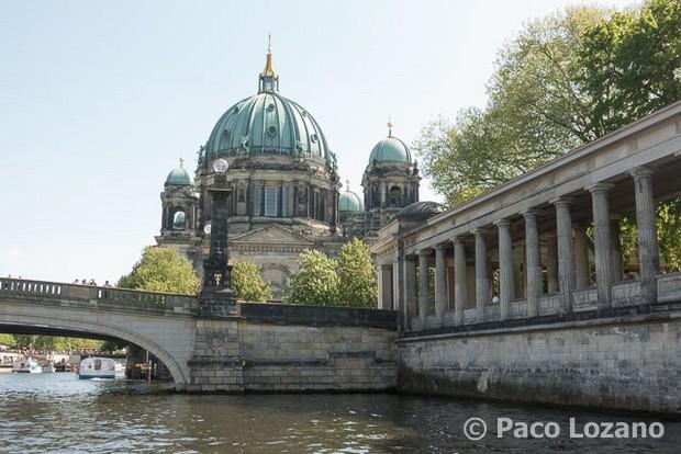 Paseo en barco por Berlín