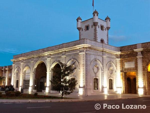 Cádiz: Puerta de Tierra