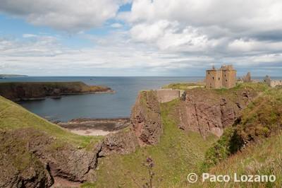 Castillo de Dunnottar, visita recomendada