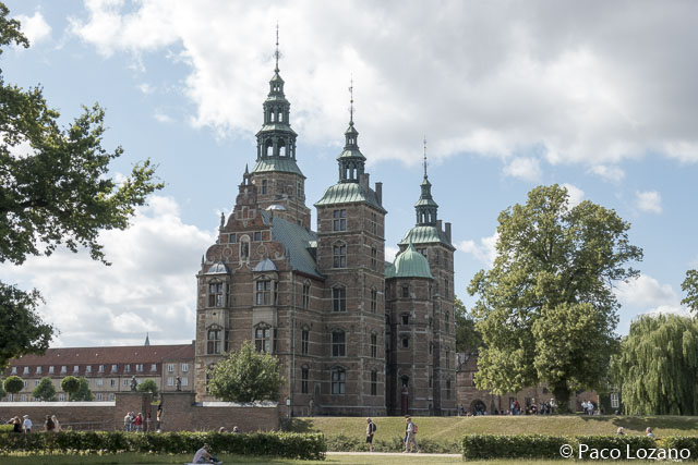 Copenhague: el castillo-palacio de Rosenborg