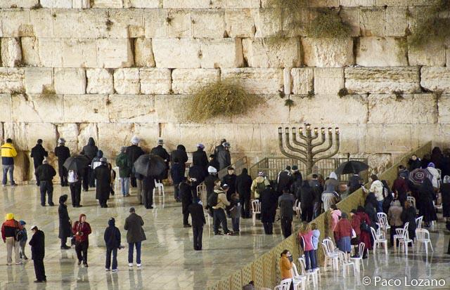 Visita imprescindible en Jerusalén: el Muro de las Lamentaciones