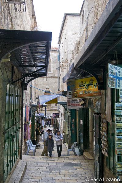 Ciudad vieja de Jerusalén, lugar de visita obligada