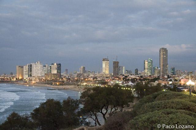Tel Aviv, punto de partida del viaje a Israel