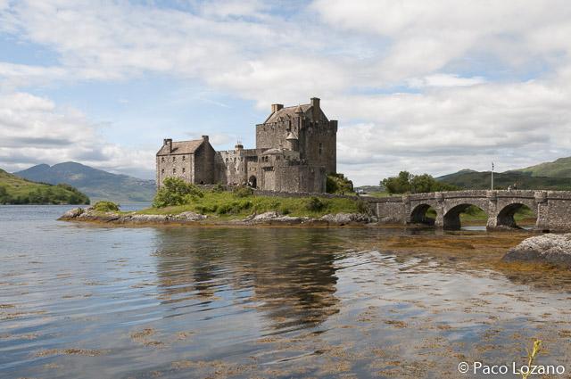 Viajar a Escocia, recomendaciones: Eilean Donan