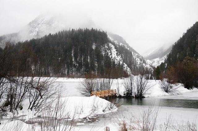 Los Alpes Julianos en Eslovenia
