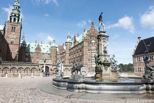 Fotos de Dinamarca: castillo de Frederiksborg