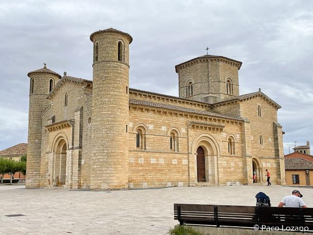 Románico de Palencia: San Martín de Frómista