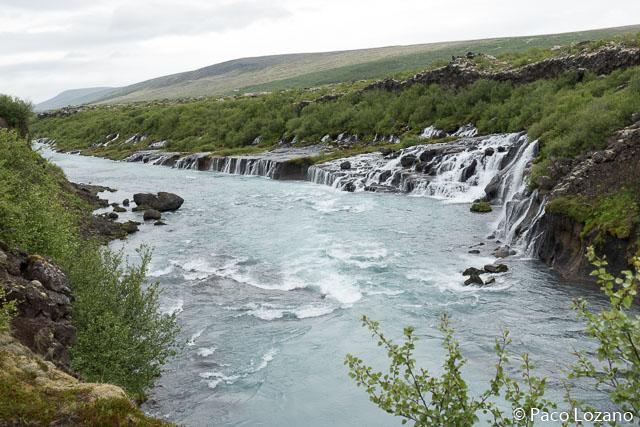 Islandia, país de cascadas