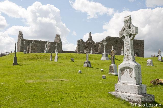 Itinerario por Irlanda: Clonmacnoise