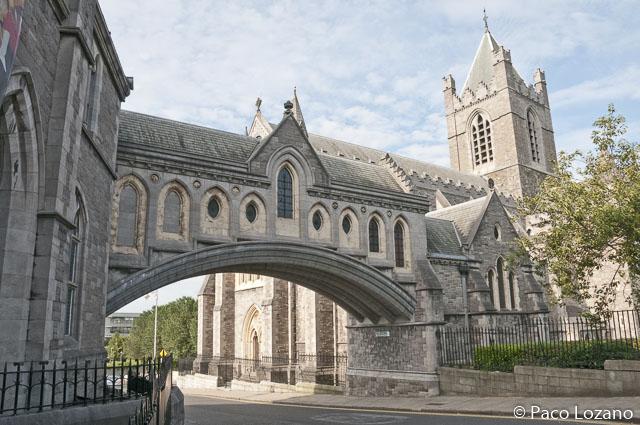 Itinerario por Irlanda: Dublín