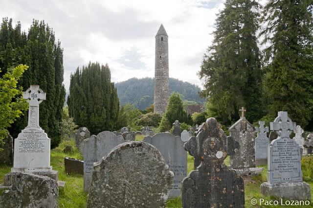 Glendalough, en el primer día de ruta