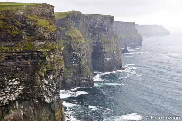 Itinerario por Irlanda: acantilados de Moher