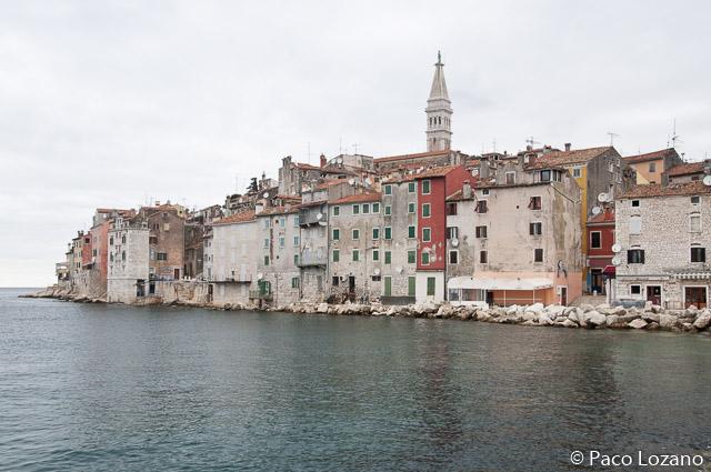 Destino recomendado en Istria: Rovinj