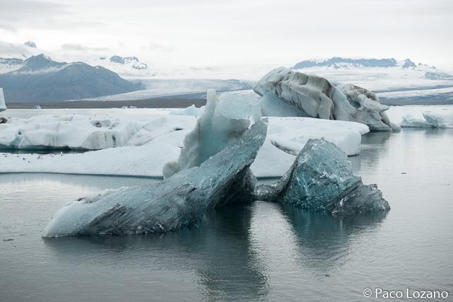 Islandia, tierra de icebergs