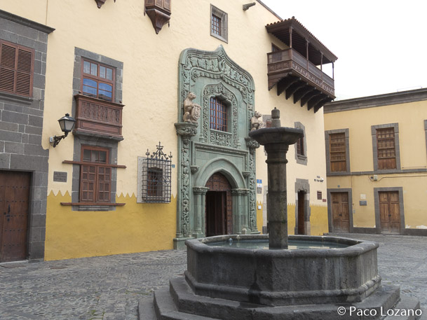 Gran Canaria: Las Palmas, Casa de Colón