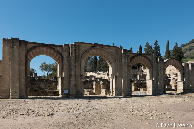 El Gran Pórtico de Medina Azahara