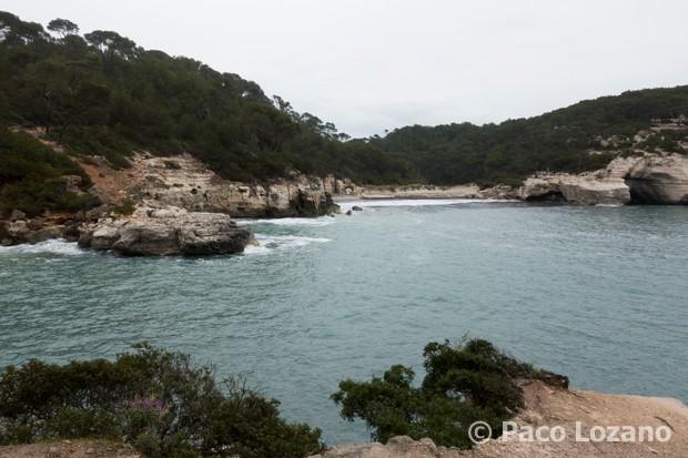 Menorca: Cala Mitjana