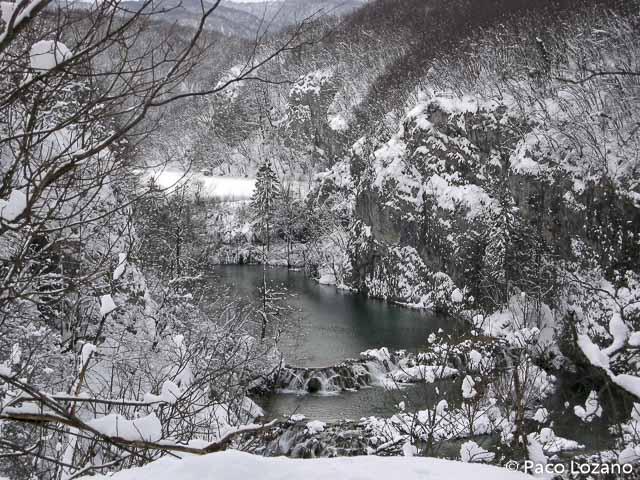 Plitvice, joya natural de Croacia