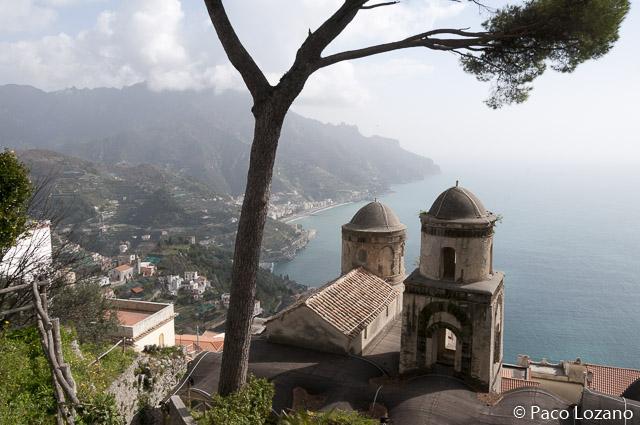 Ravello, en la Costa Amalfitana