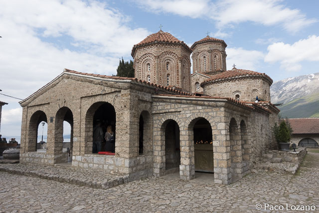 San Naum, Macedonia del Norte