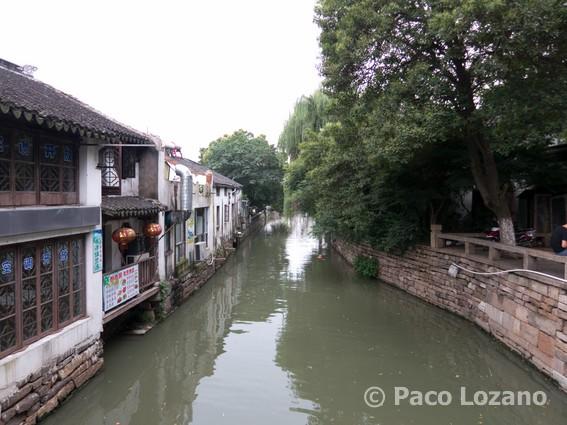 Suzhou: canal