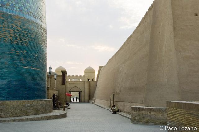 Destino recomendado en Uzbekistán: Jiva