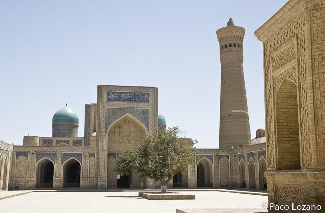 Bujará, destino recomendado en Uzbekistán