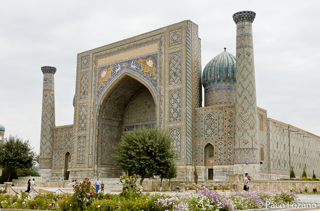 Samarcanda, destino imprescindible en Uzbekistán