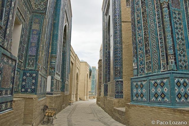 Destino recomendado: Uzbekistán