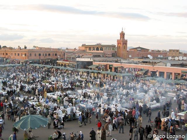 Escapada a Marrakech en Semana Santa