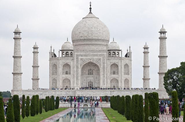 Destinos recomendados del mes: India