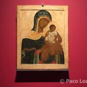 Icono - Museo Ruso